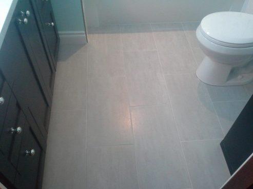 Calder Crescent floor